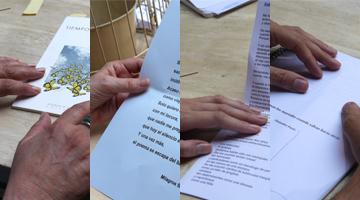 Historias de manos que escriben