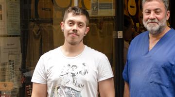 Guitarrería Pedro de Miguel: el sonido de la artesanía