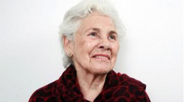 Delfina Entrecanales, la abuela que colecciona artistas